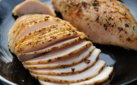 Домашняя пастрома из индюшиной или куриной грудки