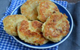 Сырники с тыквой по Дюкану