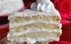 Рафаэлло — вкусный торт для праздника