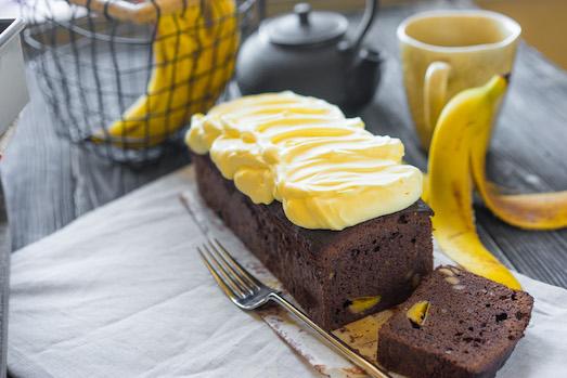 Как приготовить вкусный фруктовый кекс?
