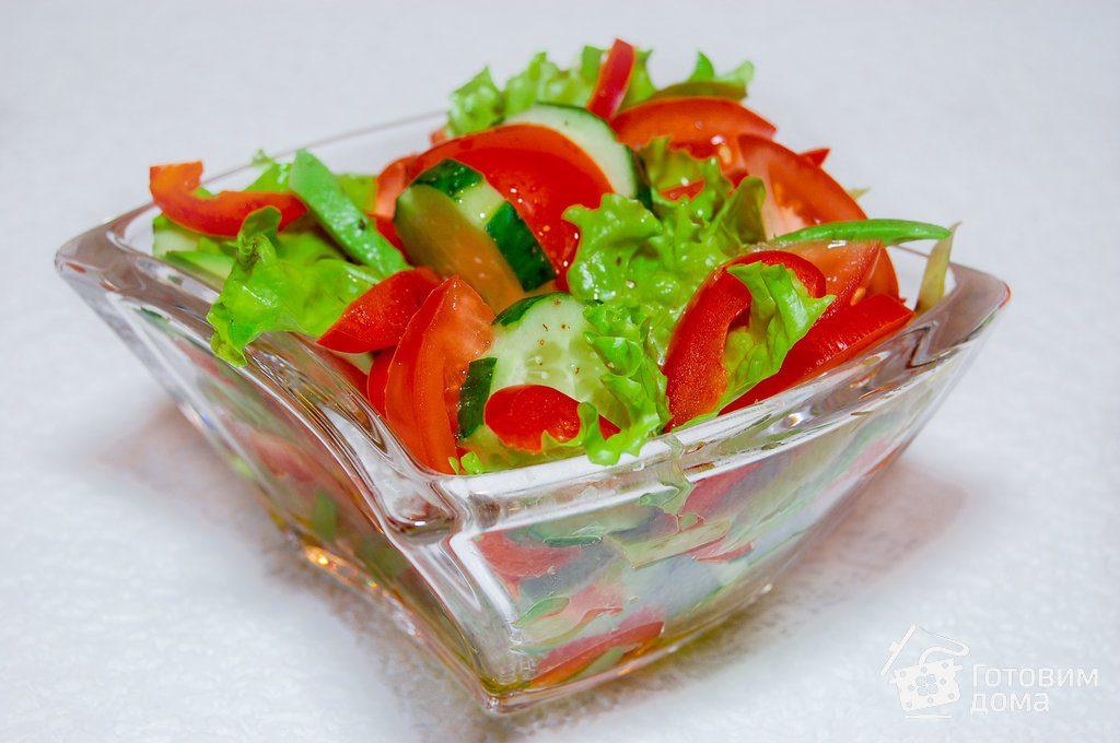 Салат «Гармония вкуса»