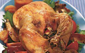 Курица с личи по-восточному