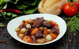 Вкусный суп из баранины
