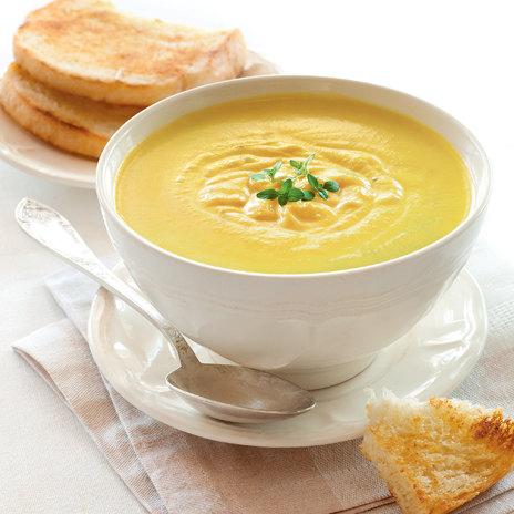 Овощной суп — пюре