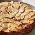 Картофель буланжер