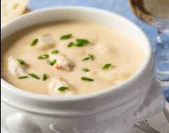 Крем-суп из курицы