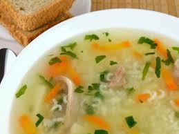 Котосупа (куриный суп)
