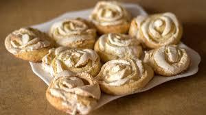 Печенье «Цветы»