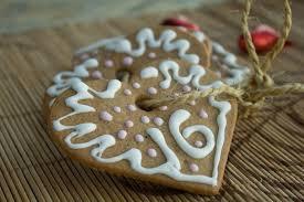 Норвежское рождественское печенье