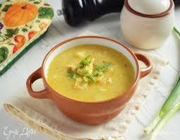 Пряно-острый гороховый суп