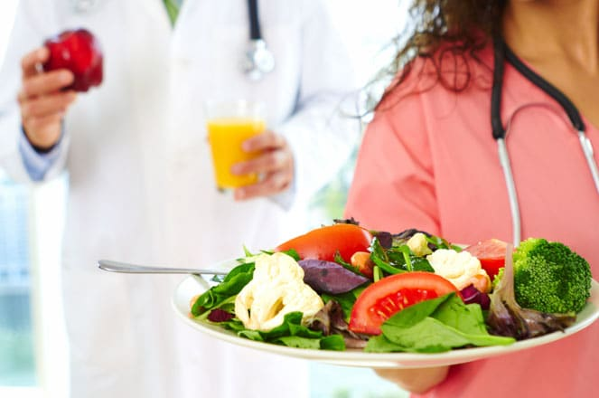 Правила питания при гепатите С