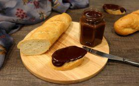 Шоколадный плавленный сыр