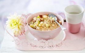 4 полезных завтрака для силы, энергии и ума