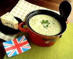 Куриный суп с Стилтон
