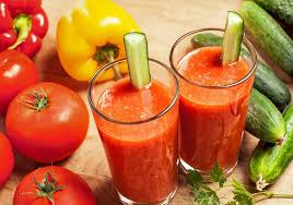 Смузи овощной