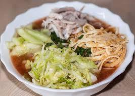 Холодный корейский суп Кукси — вкусный и необычный