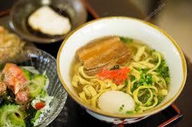 Суп Соба из Окинавы