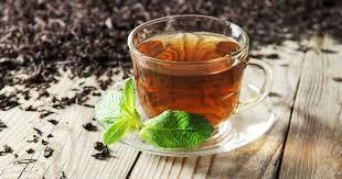 Чай с мелиссой (мятой)