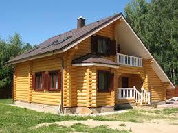 Деревянные дома. Из каких материалов строить?