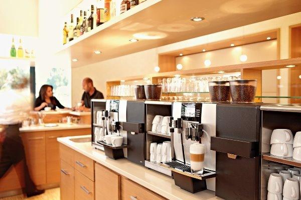 Бесплатная аренда кофемашины в СПБ