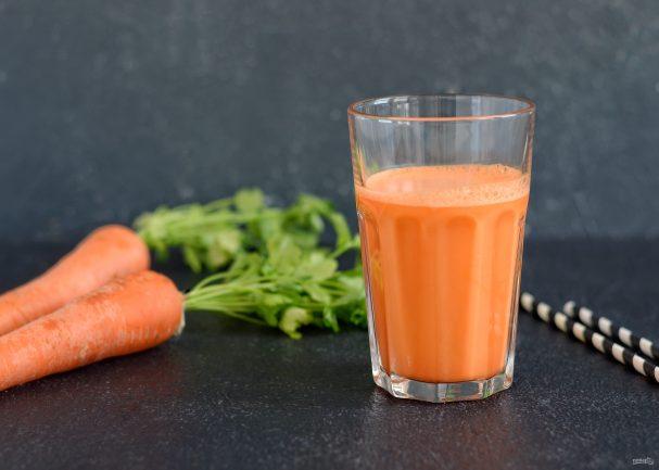 Морс морковный