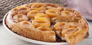 Пирог с абрикосами на ржаном тесте