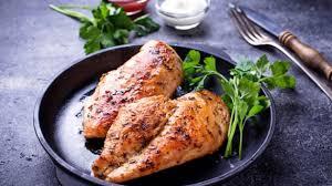Сочные куриные грудки по-средиземноморски