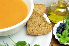 Суп-пюре из молодой моркови
