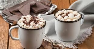 Какао с маршмэллоу