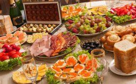 Легкие и вкусные блюда к новогоднему столу