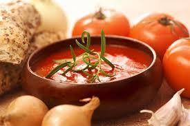 Испанский суп Гаспачо