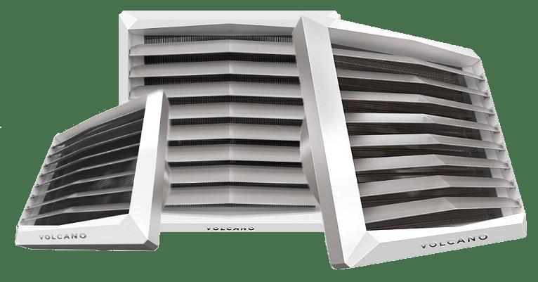 Тепловые вентиляторы от компании Volcano