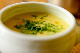 Французский суп-пюре вишисуаз