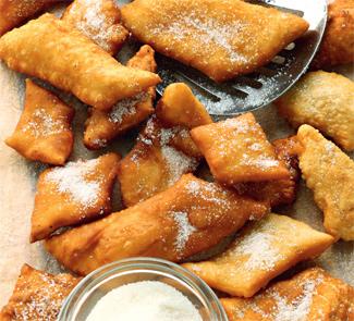 Ботеро, бретонские пончики