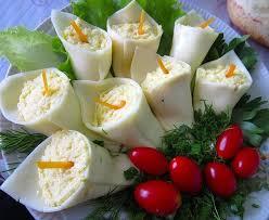 Закуска «Каллы»