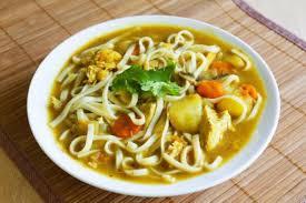 Суп с лапшой из картофеля
