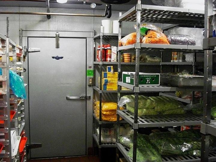 Качество продуктов в ресторанах