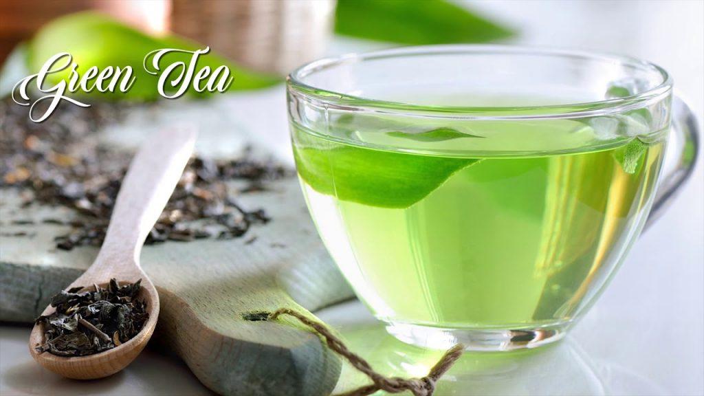 Преимущества зеленого чая