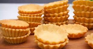 Тарталетки из песочного теста для десертов и закусок