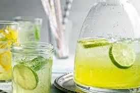 Лимонад с лаймом