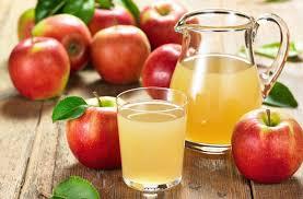 Кисель из свежих яблок