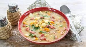 Гороховый суп с колбаской