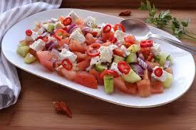 Сербский салат