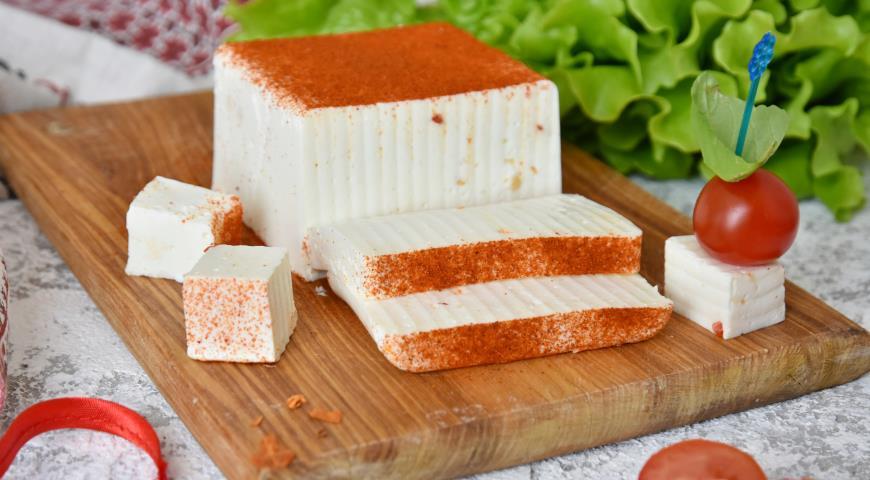 Сыр брынза (имитация)