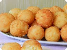 Картофельные пончики