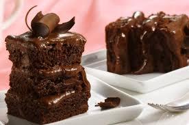 Шоколадный десерт Брауни