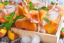 Персиковый мохито