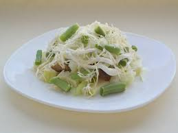 Луковый салат
