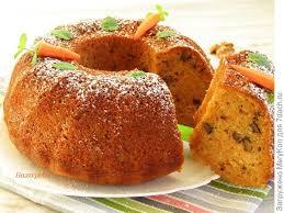 Кекс «Морковный»