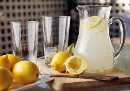 Домашний лимонный квас